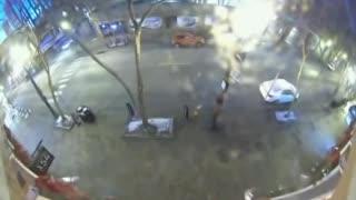 Nashville Explosion raw footage