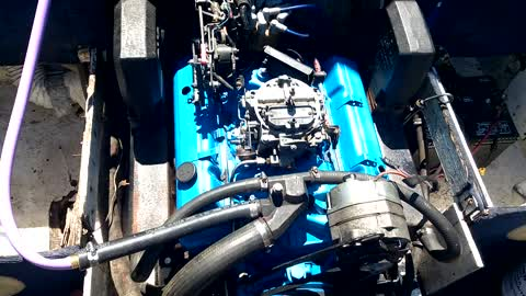 New engine