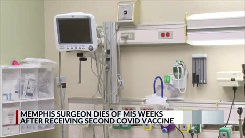 Surgeon Dies After Receiving Second COVID 19 Vaccination