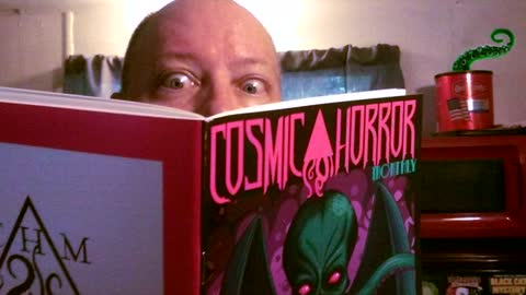 Cosmic Horror Monthly LOVECRAFT Issue on Sale NOW