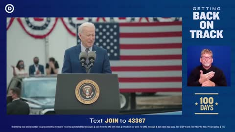 """Biden Says """"Give Me Another 5 Days"""" As Hecklers Tell Him to Abolish ICE and Close Detention Centers"""