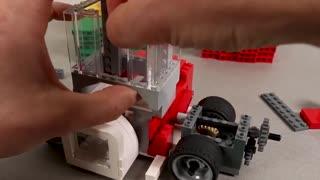 Man makes amazing Domino Machine