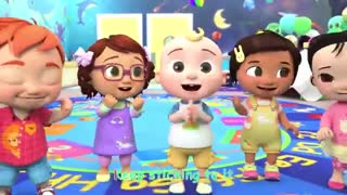 Stick To It _ CoComelon Nursery Rhymes & Kids Songs (360p)