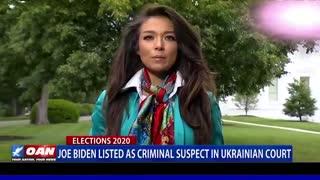 Joe Biden: Busted