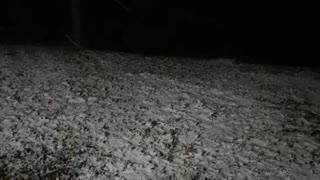 White Snowy Christmas Eve