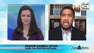 Pastor Darrell Scott on Trump: 'I've never seen him have a bad day'