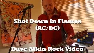 Shot Down In Flames (Dave Atkin live take)