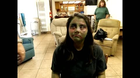 ZOMBIES Being Prepared! Watch it!