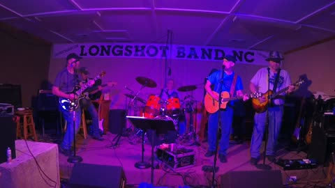 Longshot™ Band NC From Our Reloaded Album Rocking Tonight Live From Studio