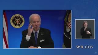 White House Cuts Biden Live Feed