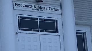 First church built here.