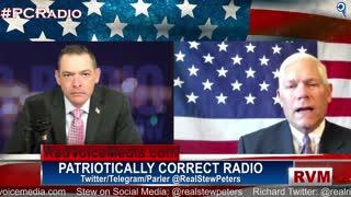EXCLUSIVE! Congressman Pete Sessions (TX) - Cancel Culture, COVID Restrictions, Alien Invasion