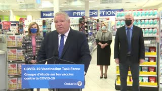 Ontario Just Expanded The Age Groups That Can Book A Vaccine Starting On Monday