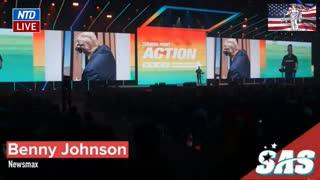 BENNY JOHNSON SPEAKS AT TURNING POINT USA (12/20/20 - DAY 2)