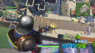 Playing Fortnite With Fans!