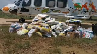 More donations to flood victims