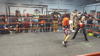 Sparring CT 3