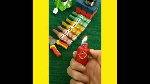 WOW … Most Amazing Lighter Collection #2