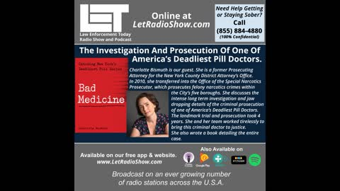 The Investigation And Prosecution Of One Of America's Deadliest Pill Doctors.