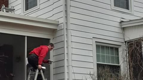Aluminum siding Exterior Home Painting