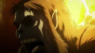 Zeke vs levi round 2 | Attack on titan the final season