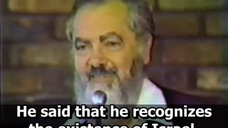 Rabbi Meir Kahane - The Jew and the Exile