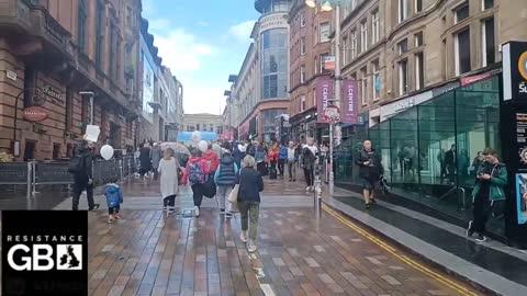 #LIVE Glasgow Freedom Rally l Anti-Lockdown Anti-Apartheid Protest (14.08.21)