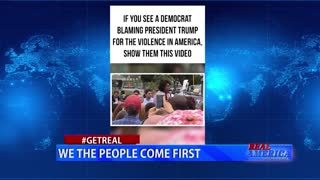 Dan Ball - #GETREAL 'We The People Come First'