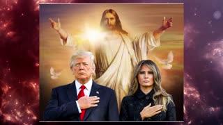 God with Trump