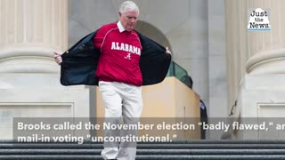 Rep. Mo Brooks plans to challenge Electoral College vote on Jan. 6, report