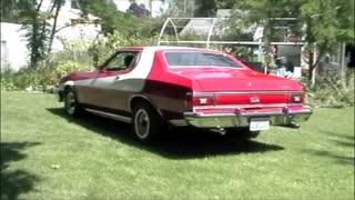 My 34th Starsky & Hutch Gran Torino