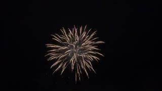 Concord's Christmas Tree Lighting Fireworks
