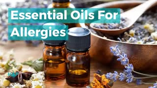 Essential Oils For Allergies