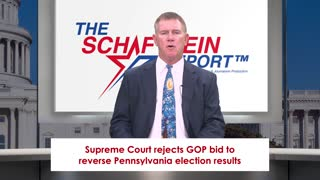 Schaftlein Minute   Supreme Court rejects GOP bid to reverse Pennsylvania election results