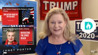 Exposed! New Proof on Dominion Voting Systems & MSM by Janet Porter