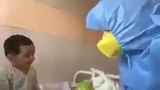 bebé - enfermeira
