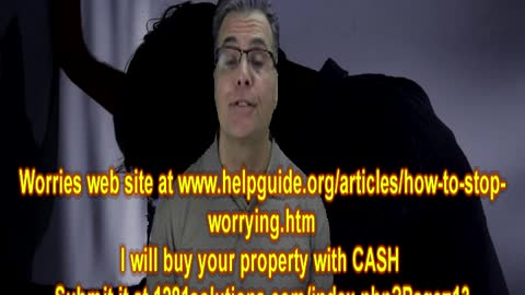 WORRIES wants to BUY YOUR Property