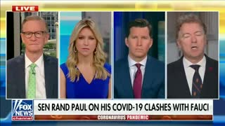 Rand Paul: Fauci Could Be Culpable for the Entire Pandemic