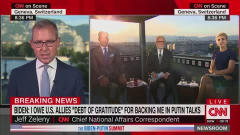 CNN CALLS OUT Biden For Hiding From Media Scrutiny