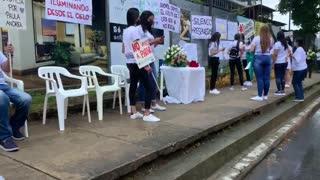 Justicia por Paula Andrea en Bucaramanga