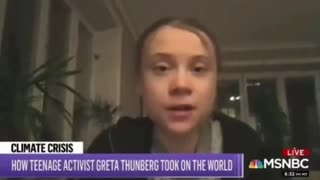 Greta Thunberg: Climate Crisis does not exists