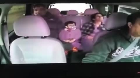 the importance of the seat belt in the back seat