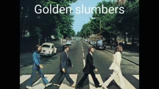 Golden Slumbers Beatles Acoustic Cover