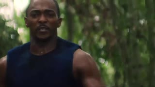 Sam's Captain America training   The Falcon and The Winter Soldier   Episode 5