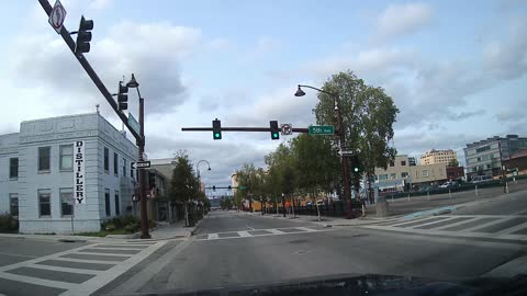 Fairbanks Downtown City Tour in August, 2021