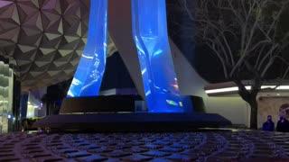 New Epcot Fountain!