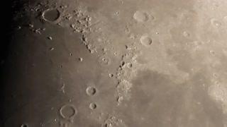 Moon Video using a Nikon P1000