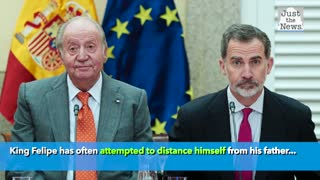 Former King of Spain announces plan to live in exile amid ongoing financial scandal