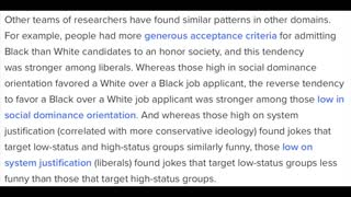 Studies Find Conservaties Treat People More Fairly Than Liberals