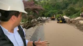 Invias: Vía Bucaramanga - Bogotá estaría cerrada por más de dos semanas